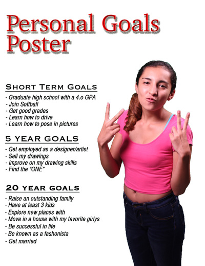 what are your personal goals essay